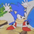 Forever Sonic & Godzilla