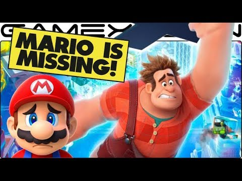 No Mario Cameo in Ralph Breaks the Internet, Says Creators