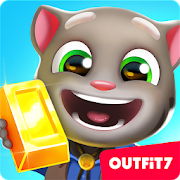 Talking Tom Gold Run just updated their icon!