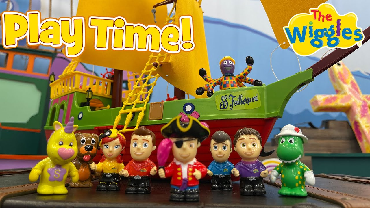 The Wiggles: Play Time With Captain Feathersword!