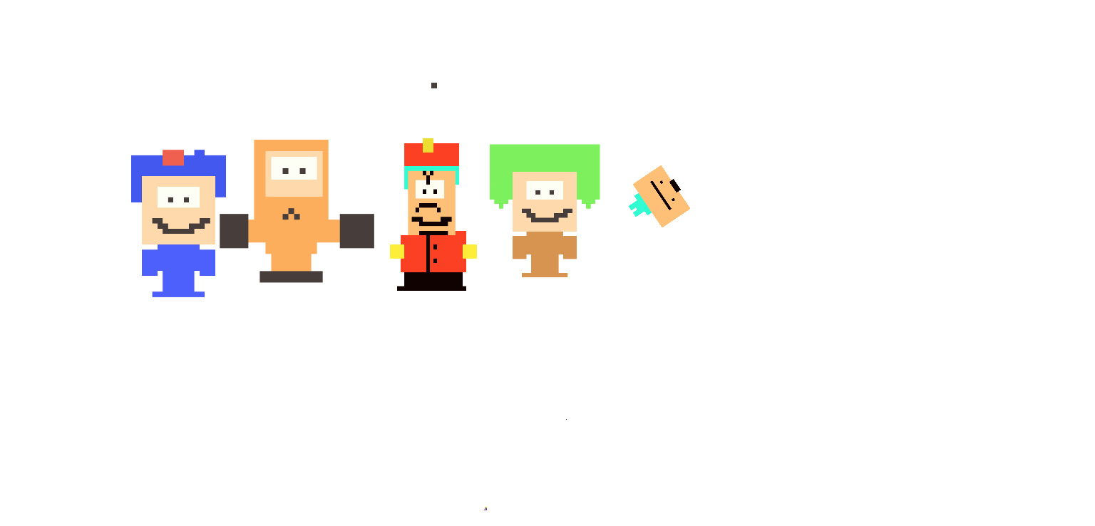my 8-bit boys (and Ike)