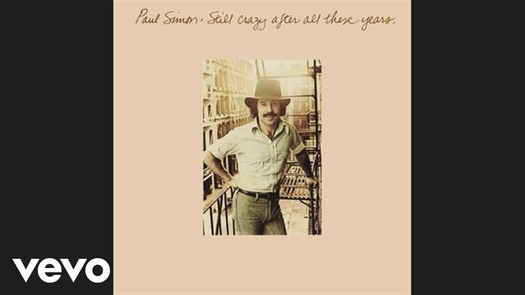 Paul Simon - Still Crazy After All These Years (Audio)