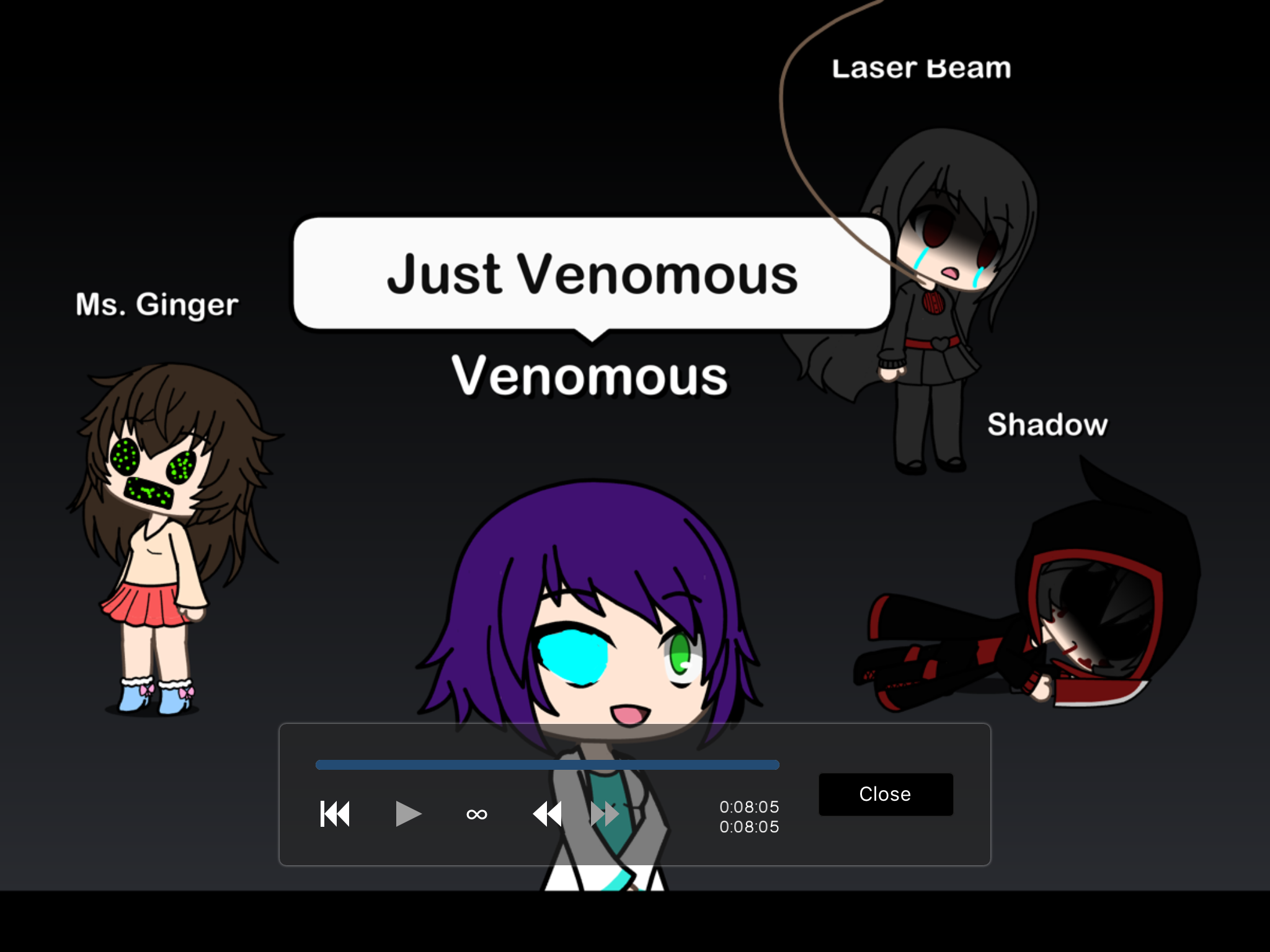 Just Venomous