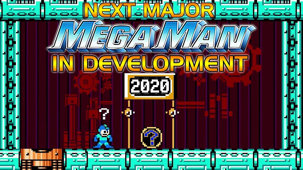 """Next Major Mega Man Game in Development & """"Won't Deny Any Series of its Future"""" Says Series Producer"""