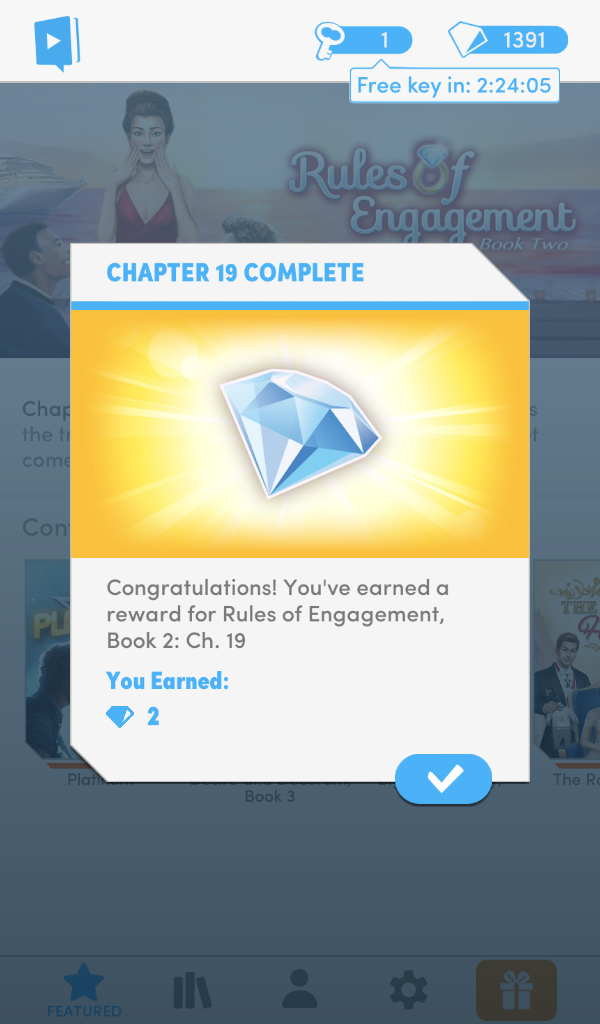 Check it out I'm receiving my 2 diamonds and I hope they won't do that bs again.