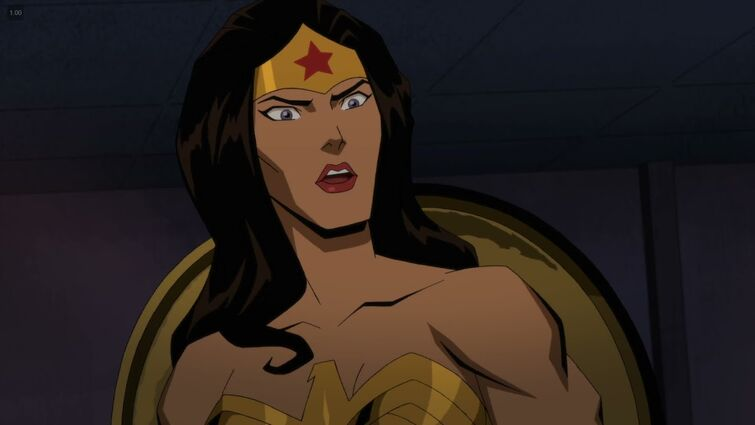 """""""Take off your clothes"""" - Wonder Woman / Diana"""