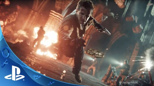 UNCHARTED 4: A Thief's End - Man Behind the Treasure | PS4