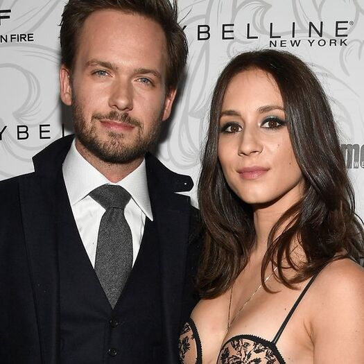 'Pretty Little Liars' Star Troian Bellisario Gives Birth to Her First Child with 'Suits' Star Patrick J. Adams