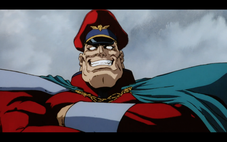 Hotel Transylvania 4 Abraham Van Helsing's brother M.Bison and his Shadaloo minions