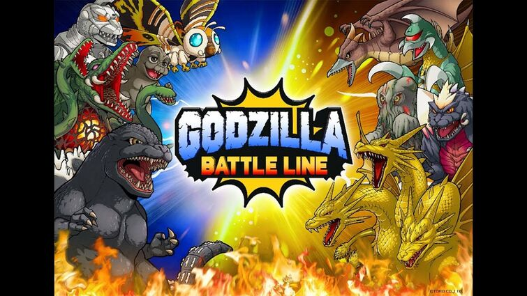 Godzilla Battle Line - Mobile Game | Trailer