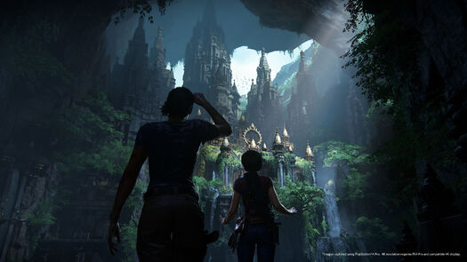 "Interview mit Shaun Escayg, Creative Director von ""Uncharted: The Lost Legacy"""