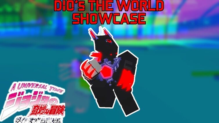 DIO'S THE WORLD SHOWCASE ( A UNIVERSAL TIME )
