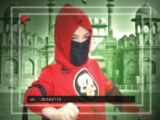 Card 401: The Wannabe Ninja