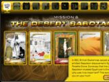 Mission 8: The Desert Sabotage