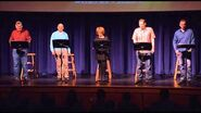 Readers Theater! The 39 Clues Unstoppable 1 Nowhere to Run by Jude Watson