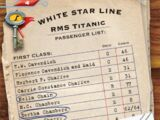 Card 4: The Titanic
