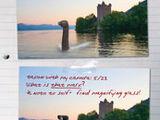 Card 27: Loch Ness