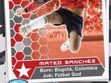 Card 122: Mateo Sanchez