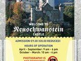 Card 84: Neuschwanstein Castle