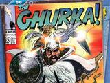 Card 56: The Ghurkas