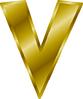 Gold letter V.png