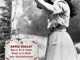 Card 52: Annie Oakley