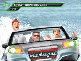 Card 473: Amphibious Car