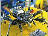 Card 283: Robot Spider