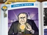 Card 98: Thomas Edison