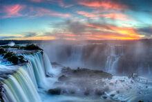 Sunset over Iguazu.jpg