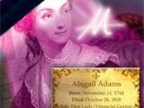 Card 132: Abigail Adams