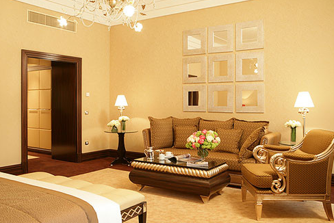 Junior Suite King Bed in New York Palace Boscolo Luxury Hotel Budapest Hungary.png