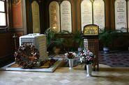 Romanov Tomb