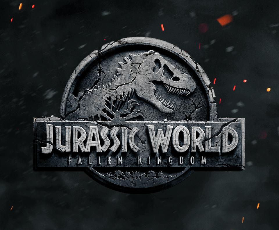 Wordless logo jurassic world fallen kingdom