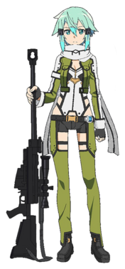 Sinon GGO Full Body.png