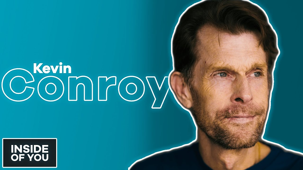 BATMAN! KEVIN CONROY (2020) | Inside of You Podcast w/ Michael Rosenbaum #anxiety #insideofyou