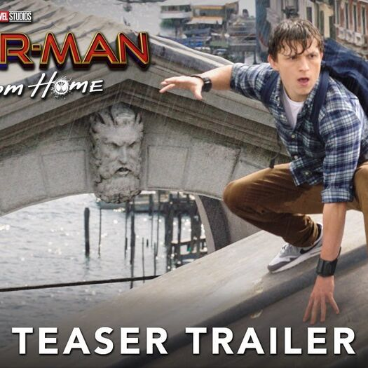 Spider-Man: Far From Home | Teaser Trailer