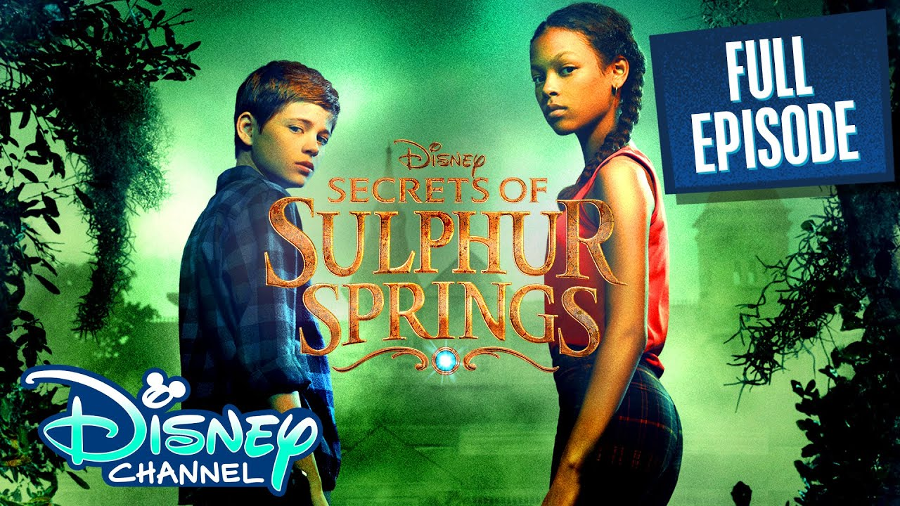 Once Upon a Time | Full Episode | Secrets of Sulphur Springs | Disney Channel