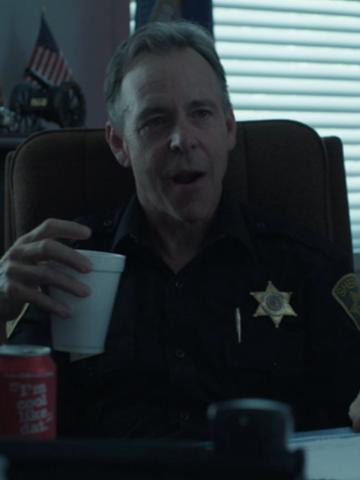 Sheriff John Nix