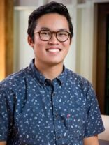 Khiem Nguyen, one of the makers on Making It on NBC