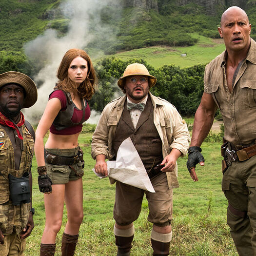 'Jumanji: Welcome to the Jungle' Tracking for Strong $60M Christmas Debut