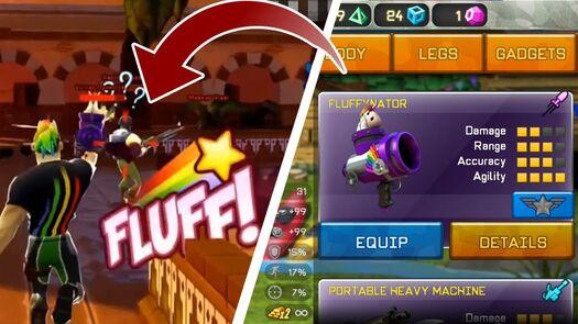 Respawnables - FLUFFYNATOR Stats + Gameplay Leak!   Stun Passive   Summer Camp Final Prize