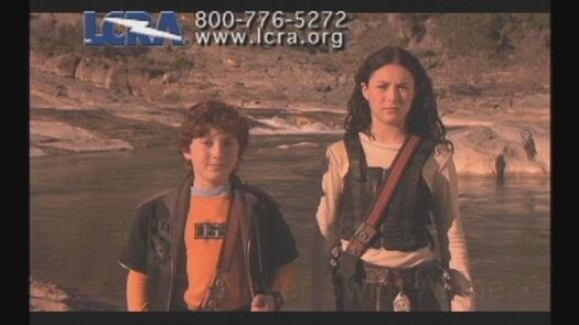 Lower Colorado River Authority PSA - Spy Kids (c. 2001)