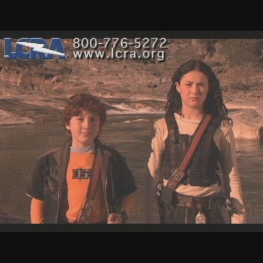 Lower Colorado River Authority PSA - Spy Kids (c. 2001)