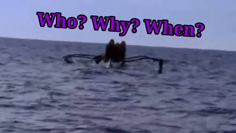 The Outrigger Chase: A LOST Theory and Explanation Video