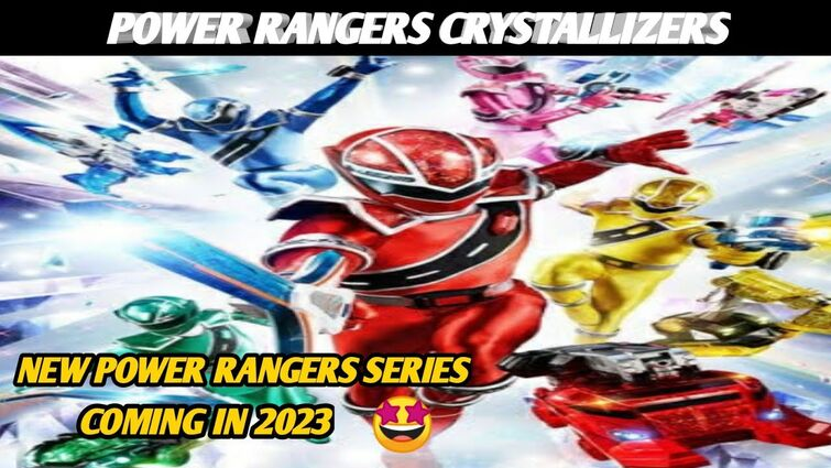 Power Rangers Upcoming series of 2023 After Dino Fury Revealed   Power Rangers Crystallizers