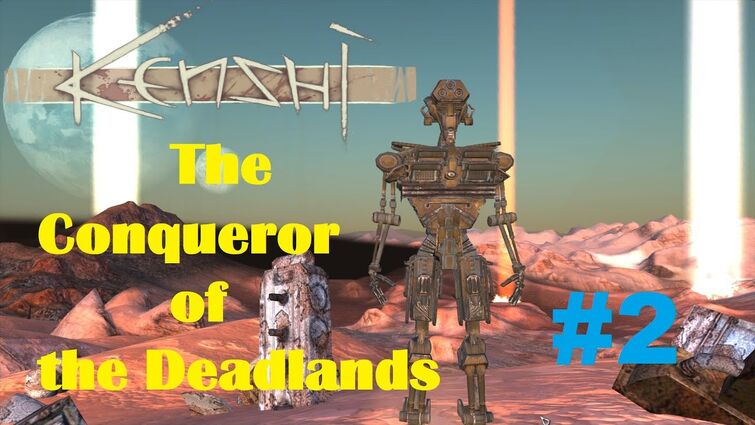 Kenshi Best Start, Neocytol Gameplay Part 2 - The Conqueror of the Deadlands