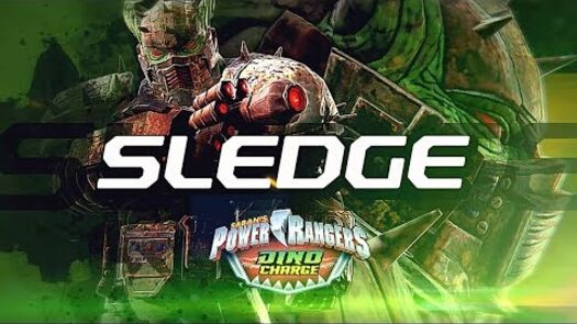 Power Rangers: Legacy Wars (Power Rangers Dino Charge) Sledge (Moveset)