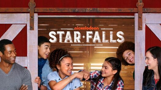 Nickelodeon USA To Premiere 'Star Falls' On Saturday 31st March 2018
