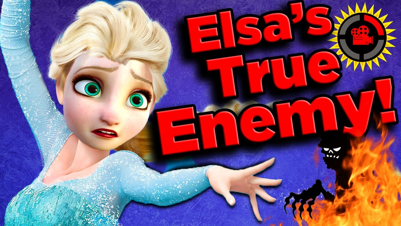 Film Theory: Frozen: Elsa's TRUE Fight For The Throne!